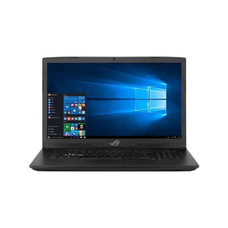 Notebook Asus ROG Strix GL703GM-EE063T (GL703GM-EE063T) čierny + Doprava zadarmo
