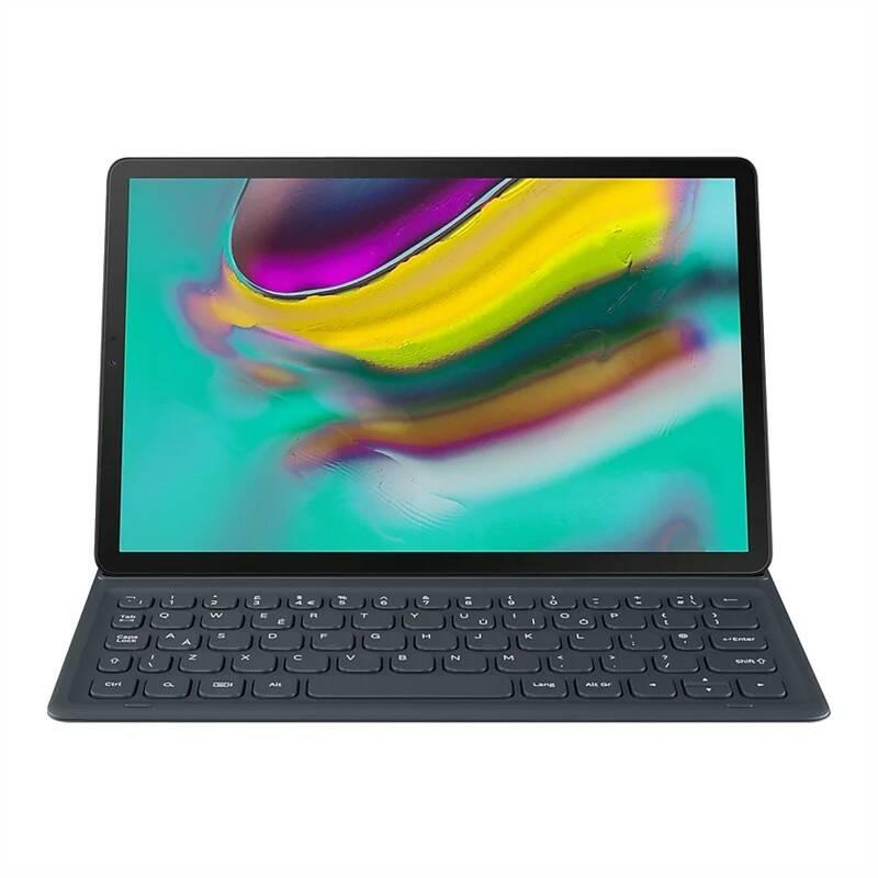 Púzdro s klávesnicou na tablet Samsung Galaxy Tab S5e (EJ-FT720UBEGWW) čierne