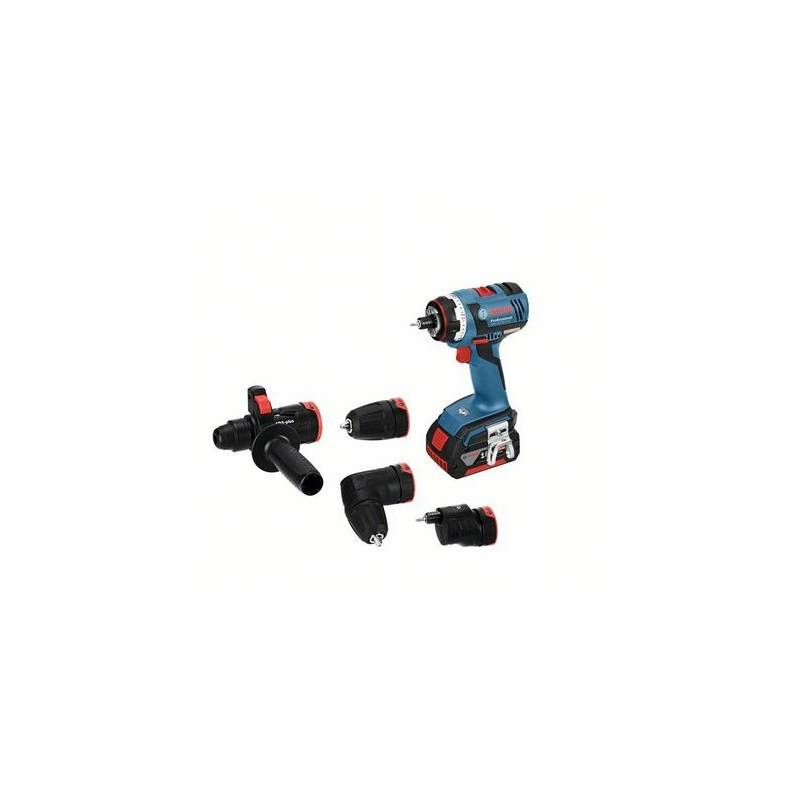 Aku skrutkovač Bosch GSR 14,4 VE-C FC2 FlexiClick 5 v 1 + Doprava zadarmo