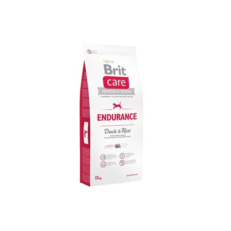 Granuly Brit Care Endurance 12 kg