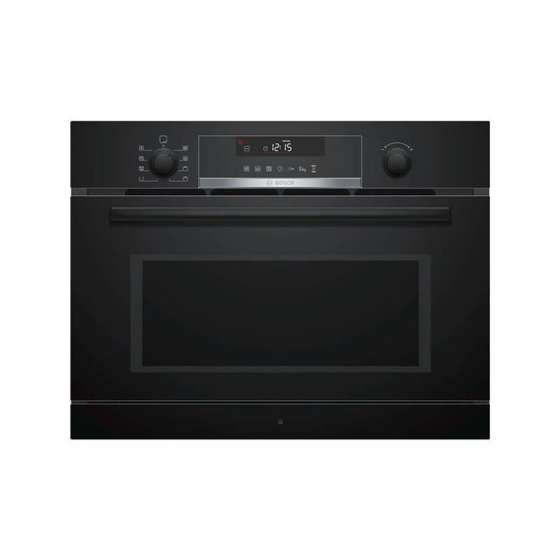 Mikrovlnná rúra Bosch COA565GB0 čierna + Doprava zadarmo
