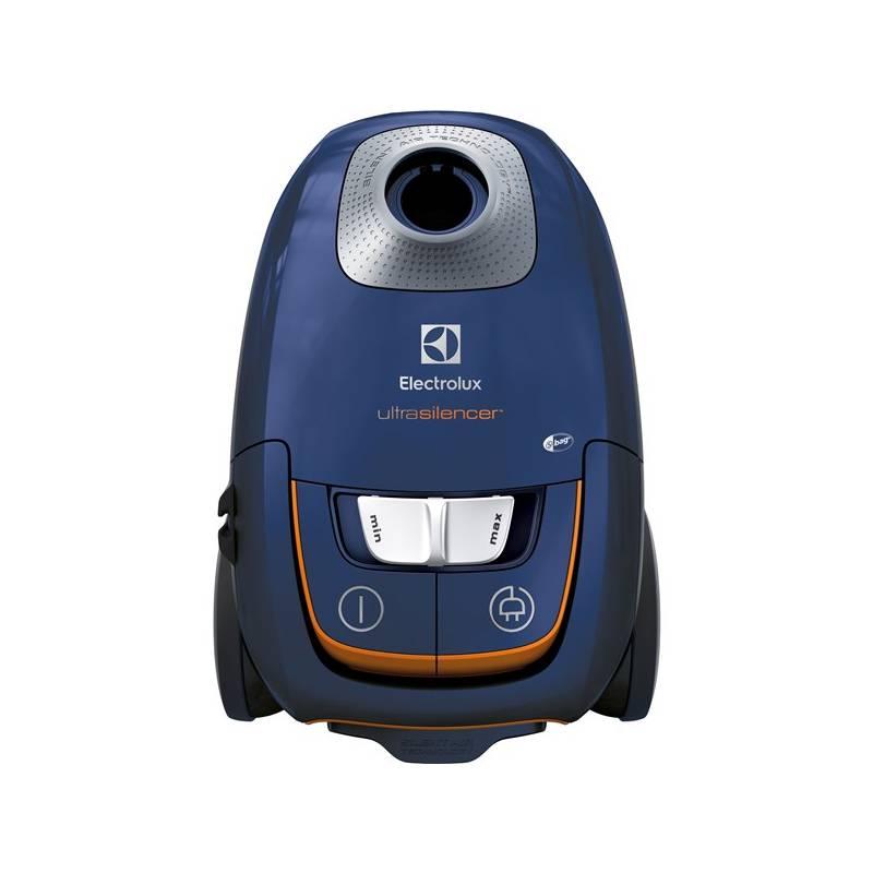 Vysávač podlahový Electrolux Ultra Silencer EUS8X2DB modrý