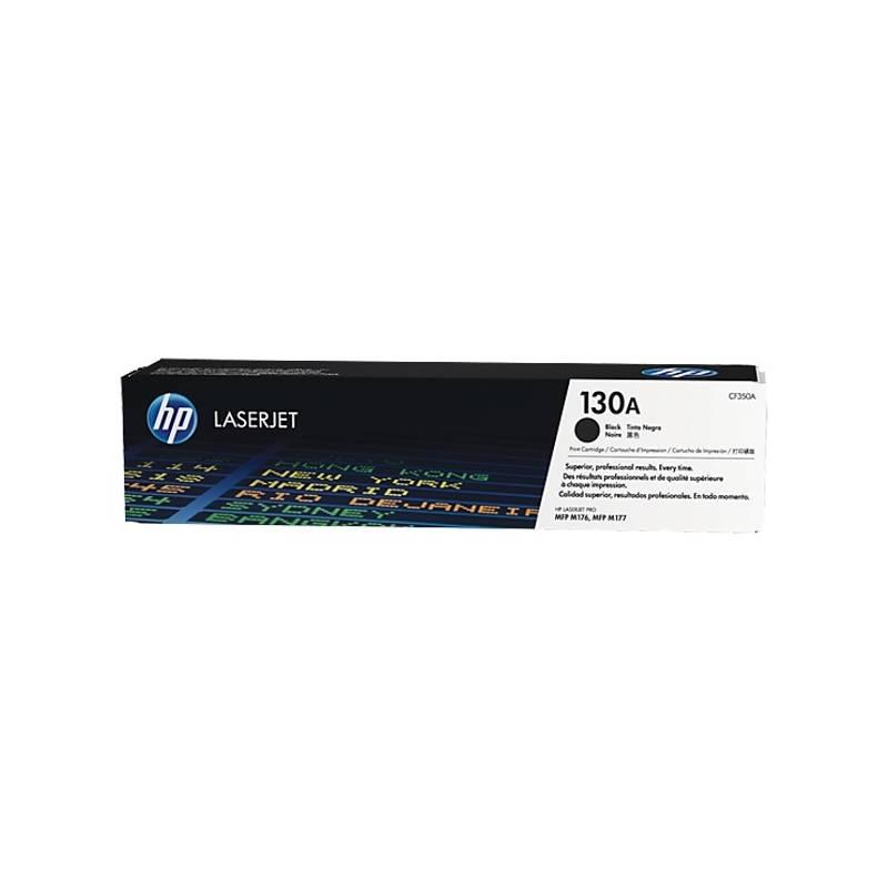Toner HP 130A, 1300 stran (CF350A) čierny