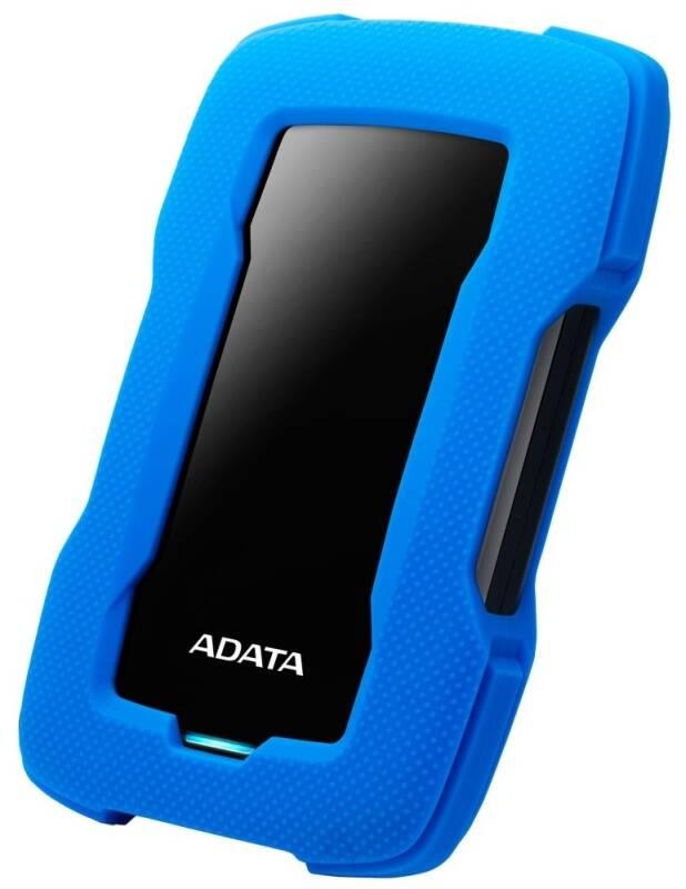 Externý pevný disk ADATA HD330 4TB (AHD330-4TU31-CBL) modrý