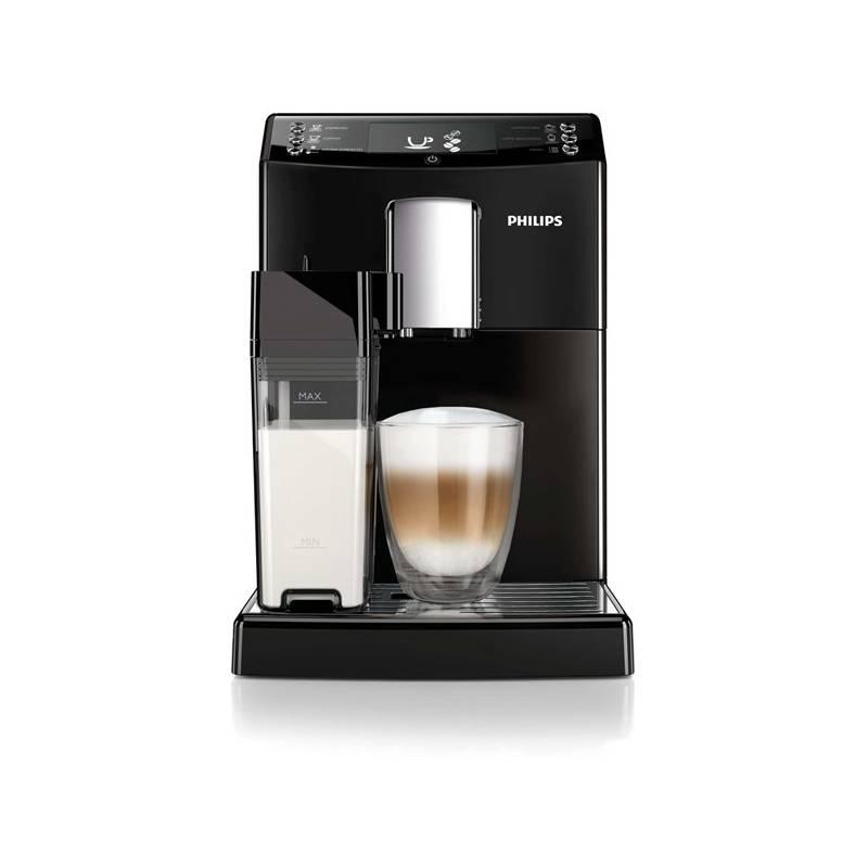Espresso Philips EP3551/00 čierne + Doprava zadarmo