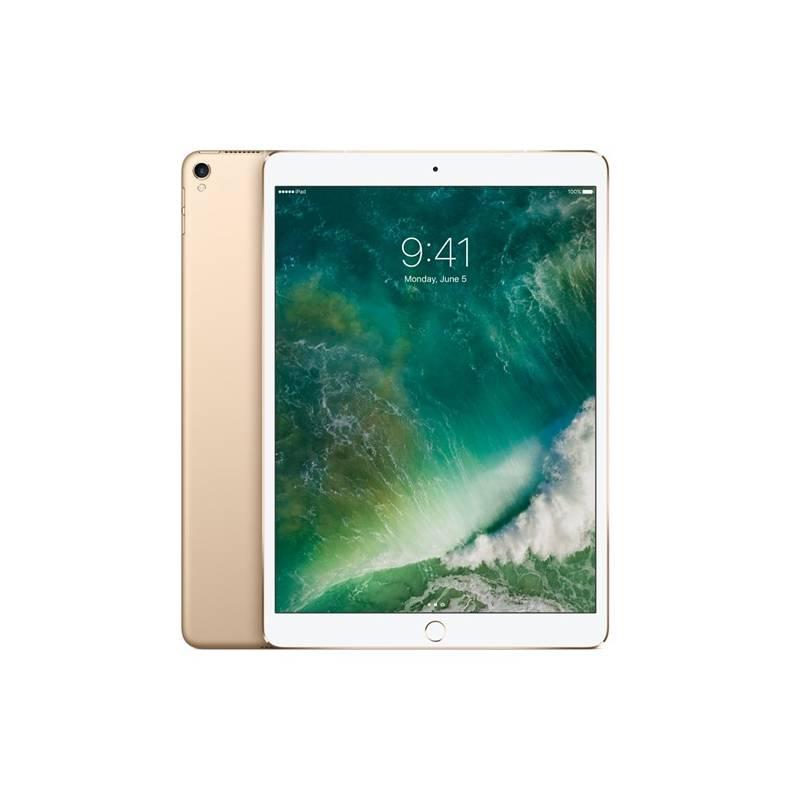 Dotykový tablet Apple iPad Pro 10,5 Wi-Fi + Cell 512 GB - Gold (MPMG2FD/A)