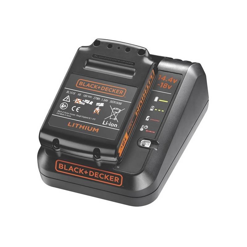 Starter-Kit Black&Decker BDC1A15-QW