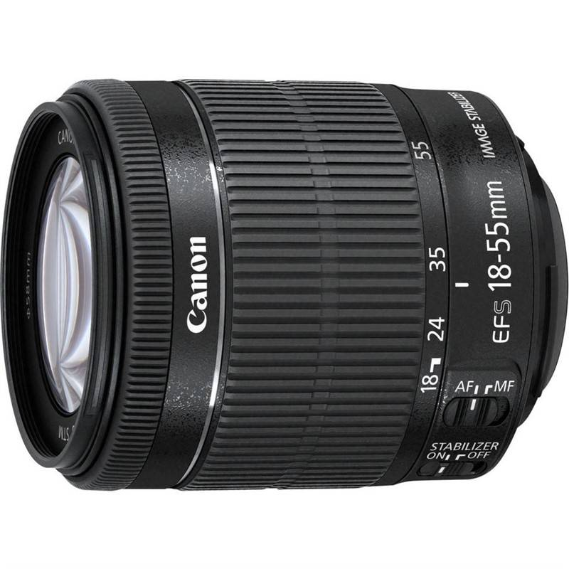 Objektiv Canon EF-S 18-55 mm IS STM (8114B005)