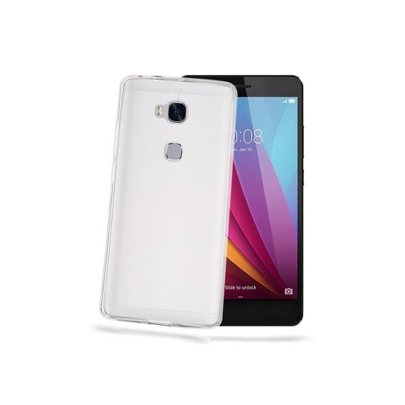Kryt na mobil Celly Gelskin na Honor 5X (GELSKIN546) priehľadný