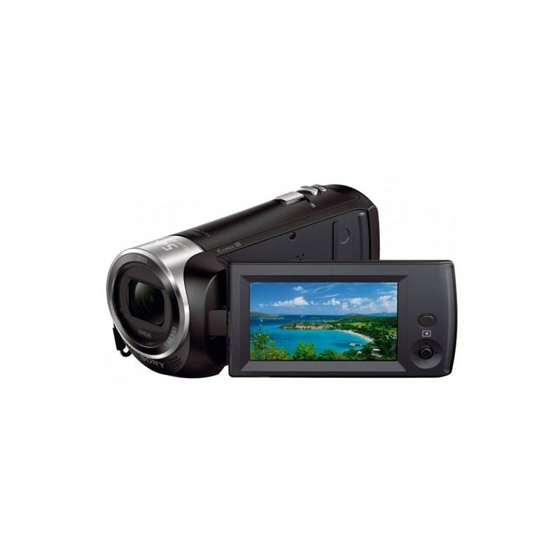 Videokamera Sony HDR-CX240E čierna