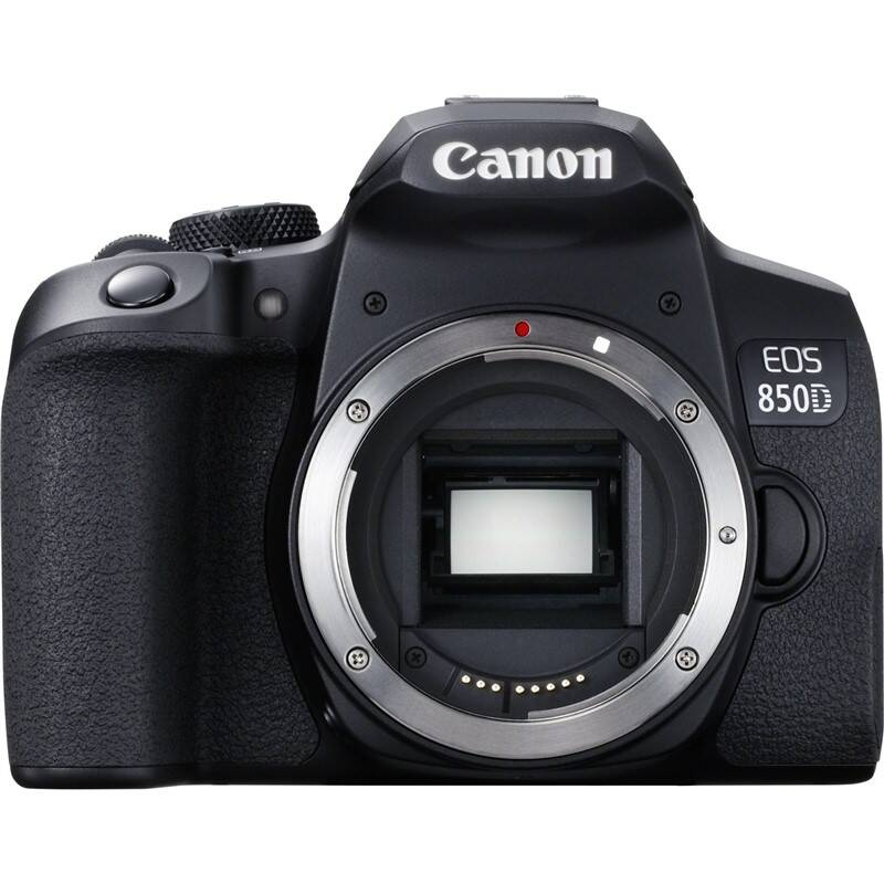 Digitálny fotoaparát Canon EOS 850D tělo (3925C001) čierny Púzdro na foto/video Canon SB100 (1352C001) čierne + Doprava zadarmo