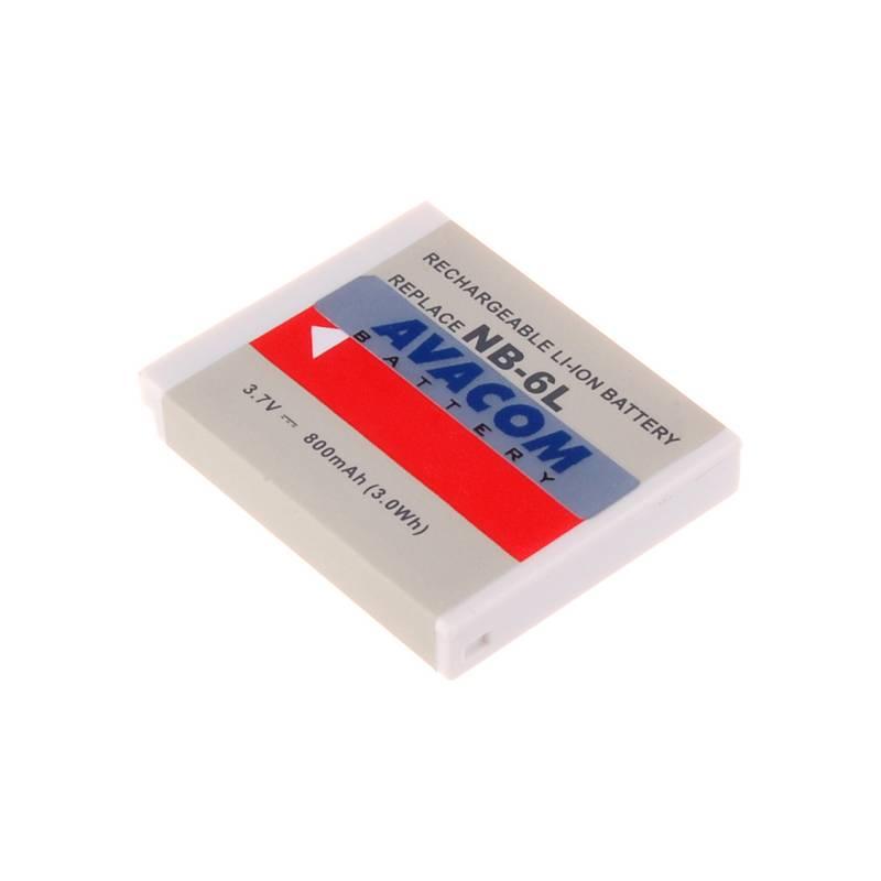 Akumulátor Avacom pro Canon NB-6L Li-Ion 3,7V 800mAh (DICA-NB6L-532)