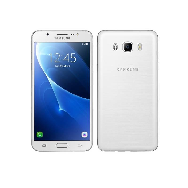 Mobilný telefón Samsung Galaxy J7 2016 (J710F) (SM-J710FZWNETL) biely + Doprava zadarmo