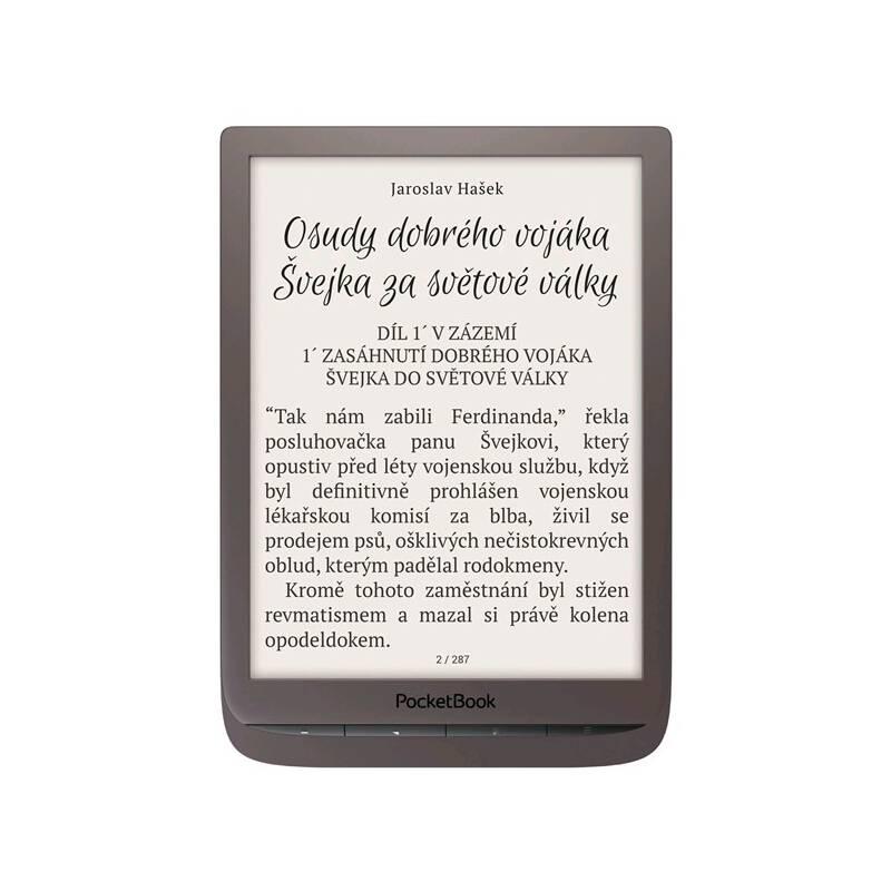 Čítačka kníh Pocket Book 740 Inkpad 3 (PB740-X-WW) hnedá