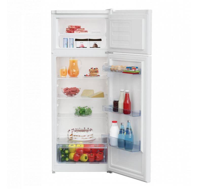 Chladnička Beko RDSA 240 K30W biela + Doprava zadarmo