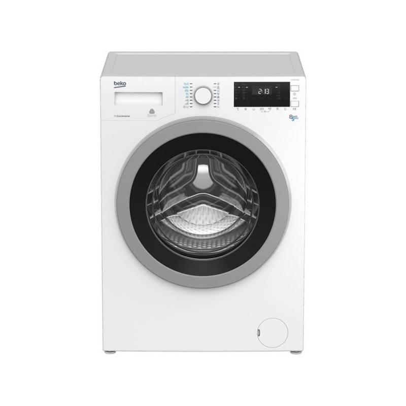 Automatická práčka so sušičkou Beko HTV 8633 XS0 biela + Doprava zadarmo