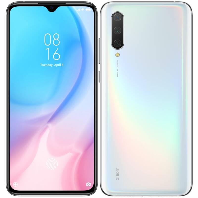 Mobilní telefon Xiaomi Mi 9 Lite 128 GB Dual SIM (25228) bílý