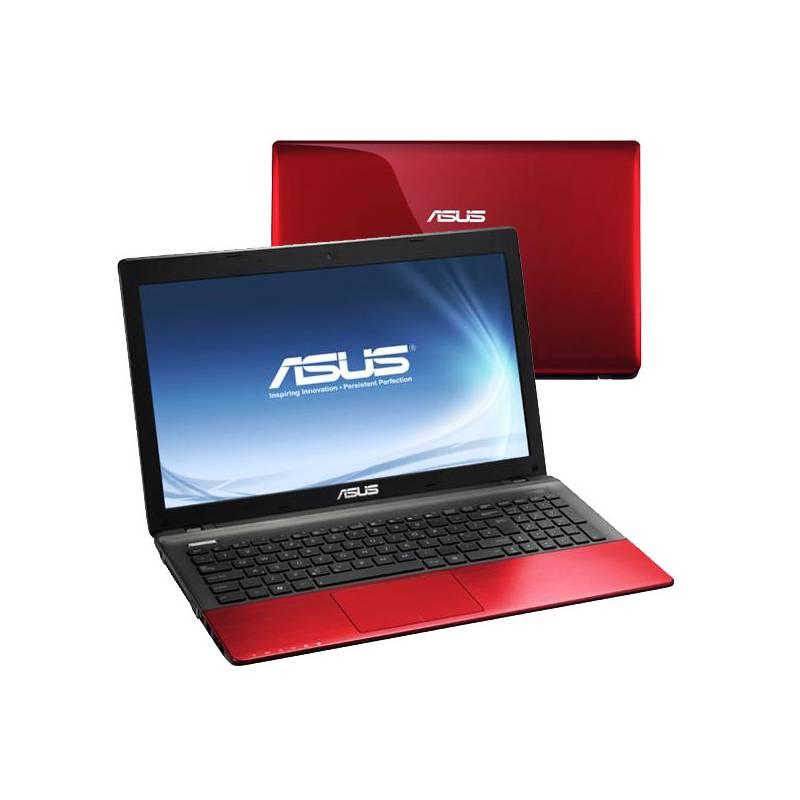 ddde247a73 Notebook Asus K55VD-SX216V (K55VD-SX216V) červený