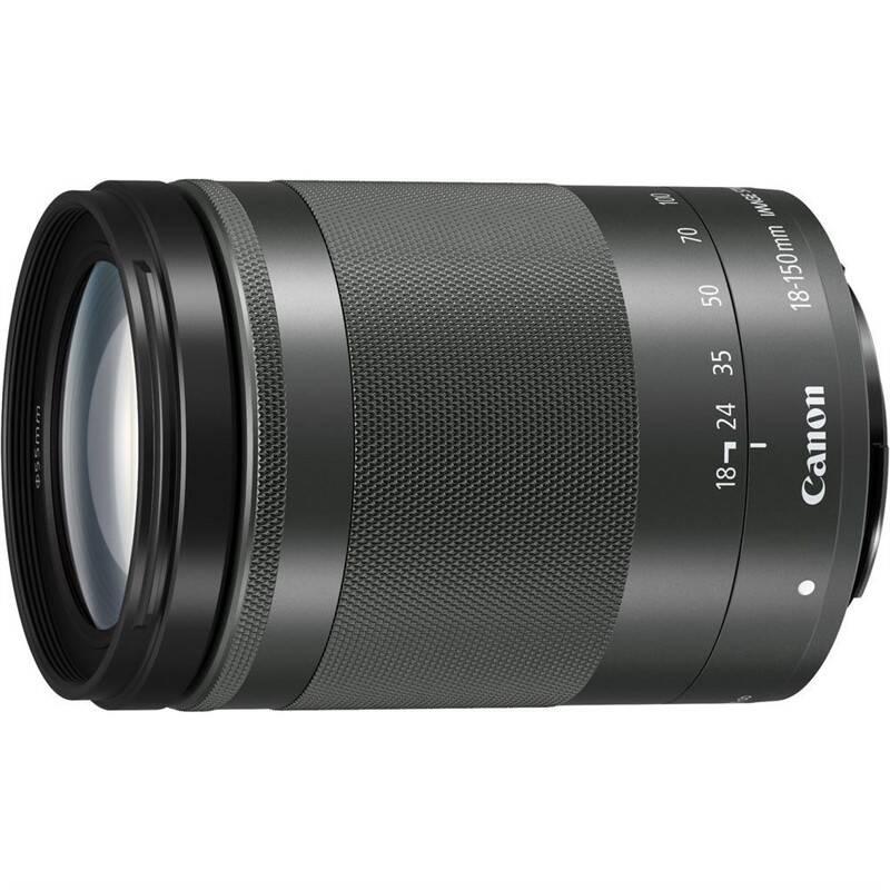 Objektiv Canon EF-M 18-150mm f/3.5-6.3 IS STM - SELEKCE SIP (1375C005) černý