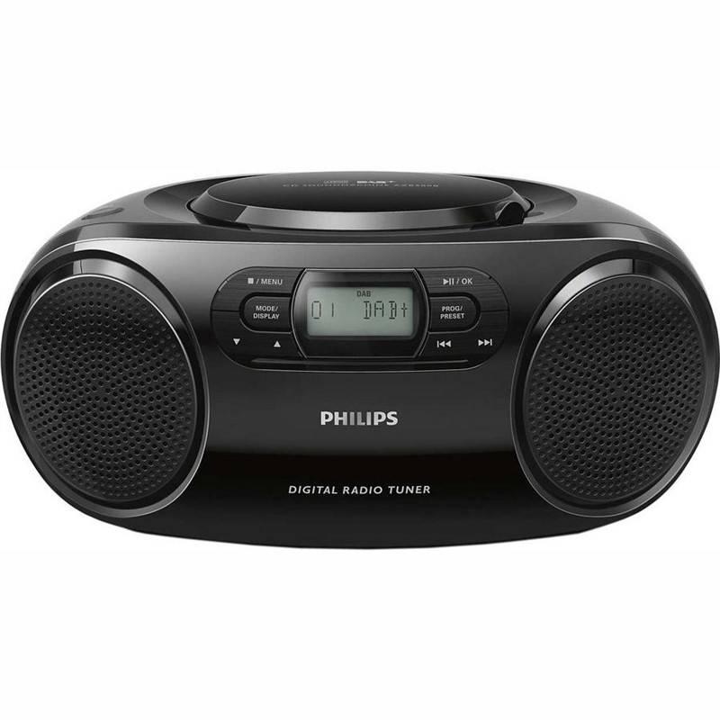 Radiopřijímač DAB/CD Philips AZB500 + Doprava zadarmo