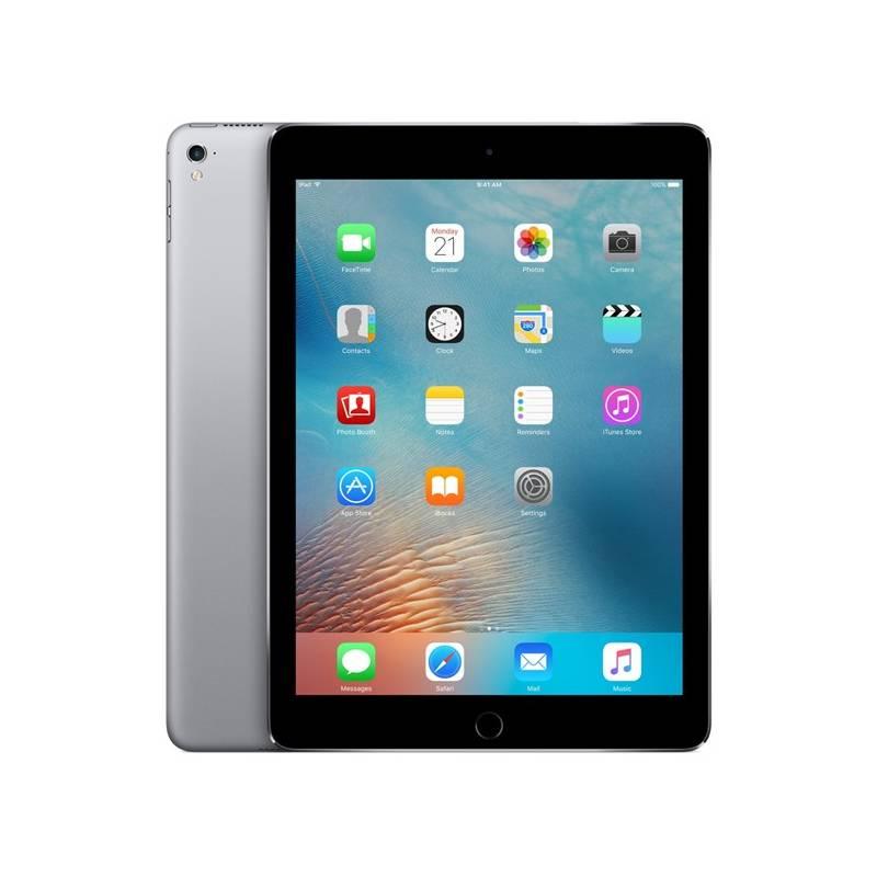 Tablet Apple iPad Pro 9,7 Wi-Fi 128 GB - Space Grey (mlmv2fd/a) + Doprava zadarmo