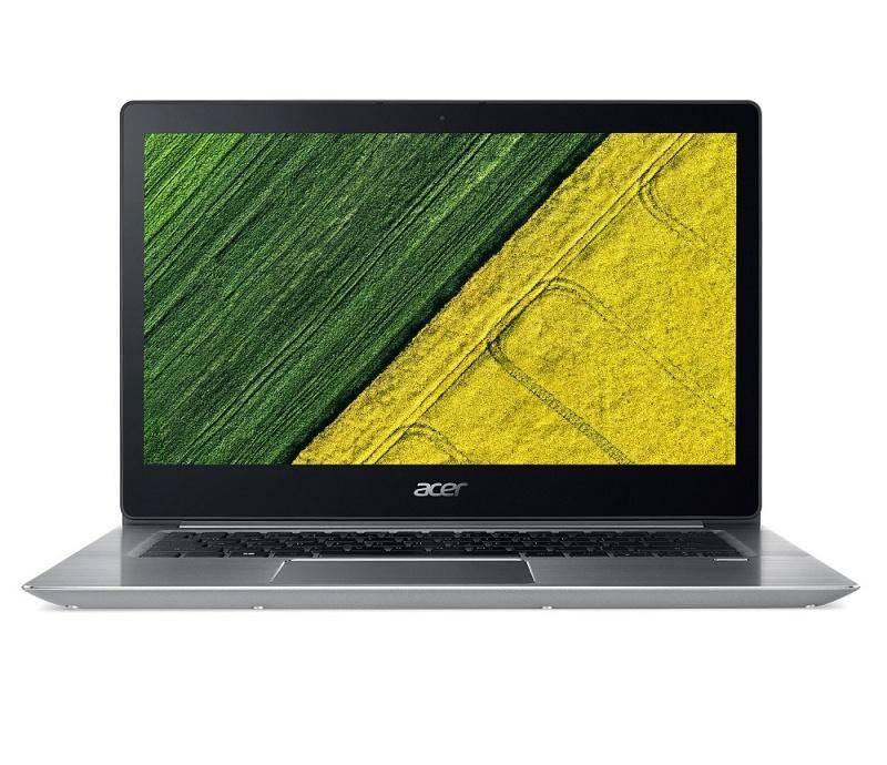 Notebook Acer Swift 3 (SF314-52-5017) (NX.GNUEC.001) strieborný Software F-Secure SAFE, 3 zařízení / 6 měsíců (zdarma) + Doprava zadarmo
