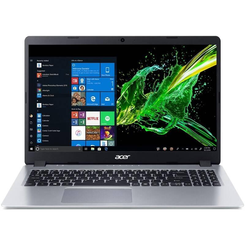 Notebook Acer Aspire 5 (A515-43-R82V) (NX.HGXEC.002) stříbrný