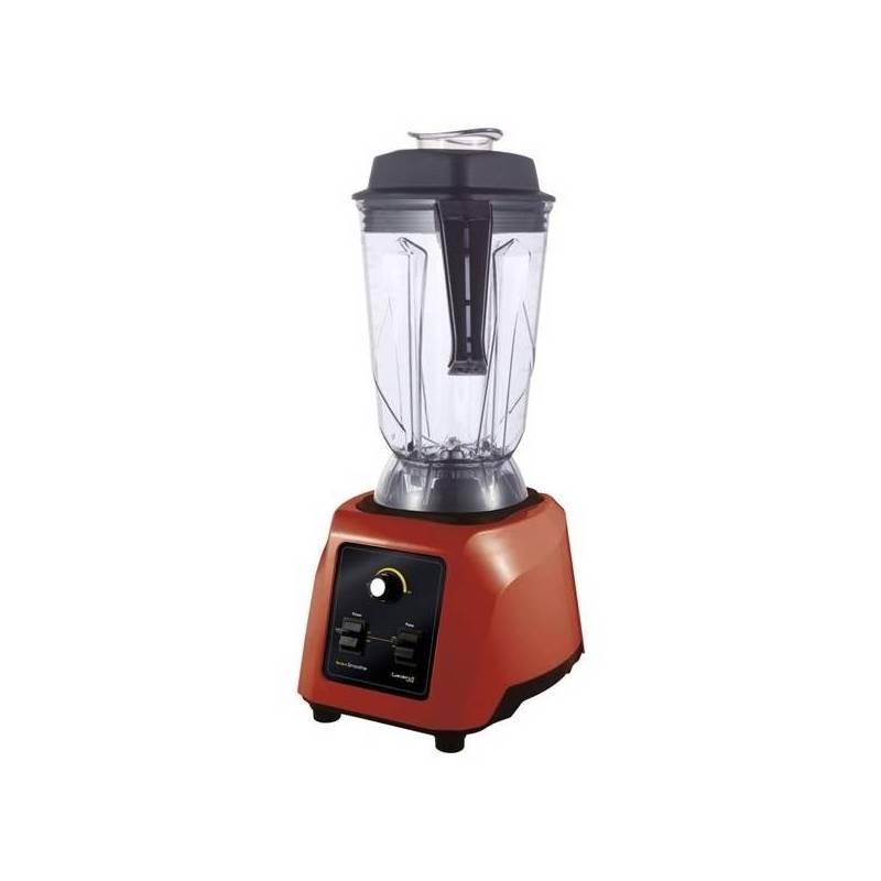 Stolný mixér G21 Blender Perfect smoothie red červený Nádobka G21 Perfect Smoothie 1,3 L (zdarma) + Doprava zadarmo