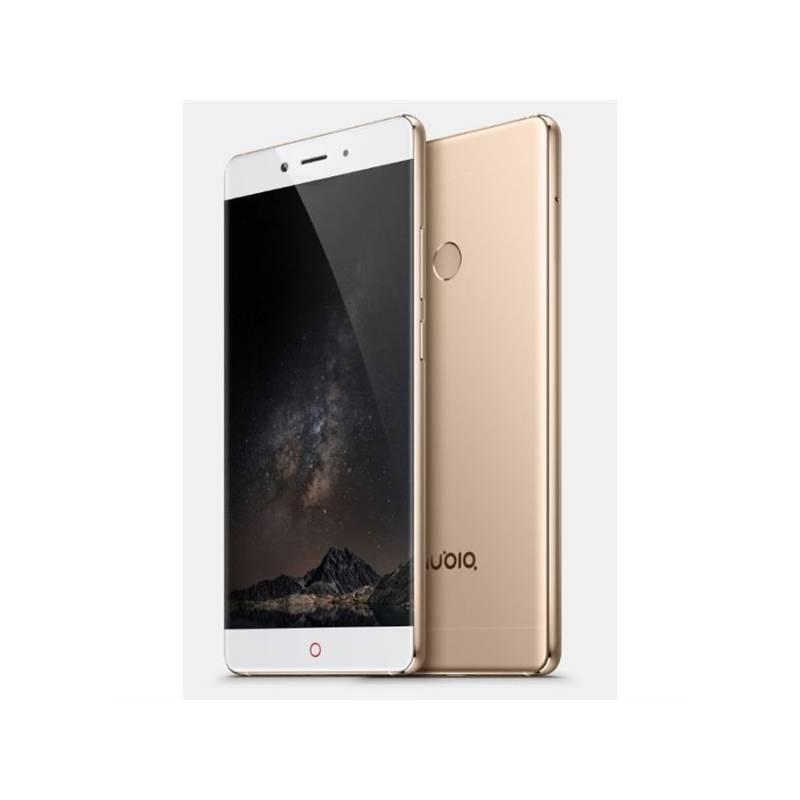 Mobilný telefón Nubia Z11 Dual SIM (6902176900075) biely/zlatý Software F-Secure SAFE, 3 zařízení / 6 měsíců (zdarma)