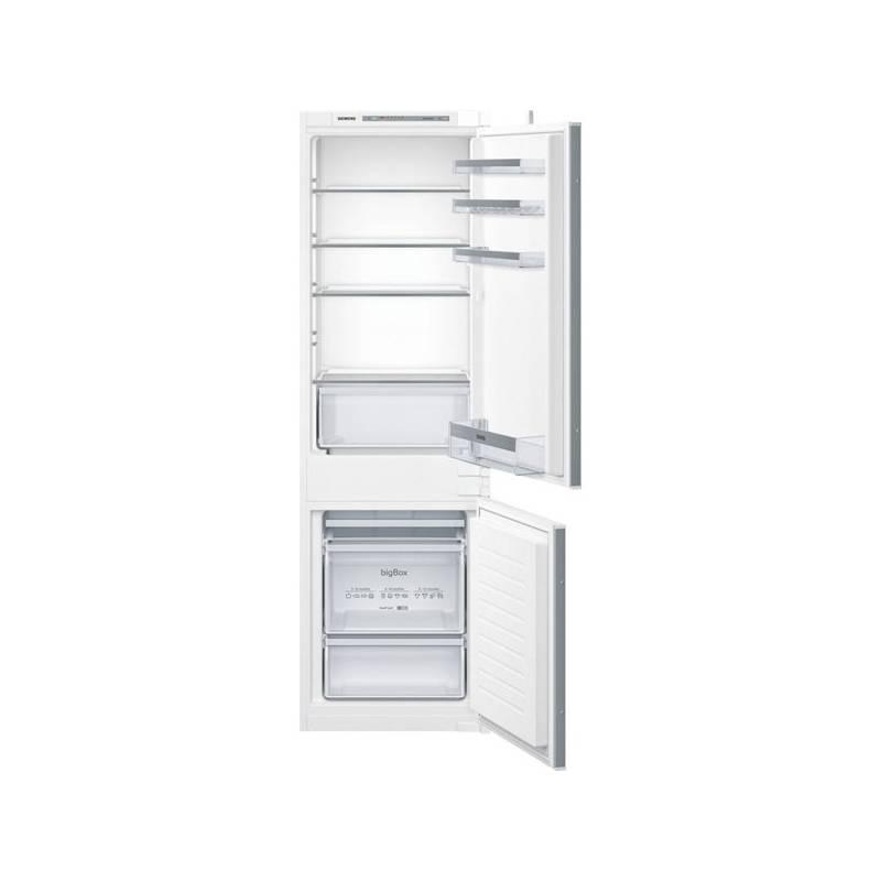 Kombinácia chladničky s mrazničkou Siemens KI86VVS30 biele + Doprava zadarmo