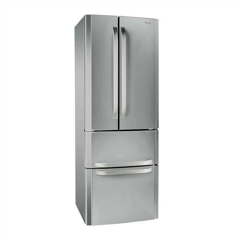 Americká chladnička Whirlpool W4D7 AAA X C nerez + Cashback 50 € + Doprava zadarmo