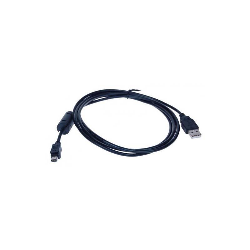 Kábel Avacom USB / miniUSB, Olympus, 1.8m (DCUS-mini-12pO)