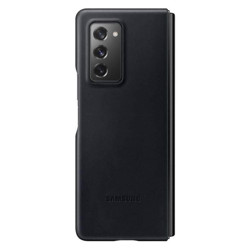 Kryt na mobil Samsung Z Fold2 (EF-VF916LBEGEU) čierny