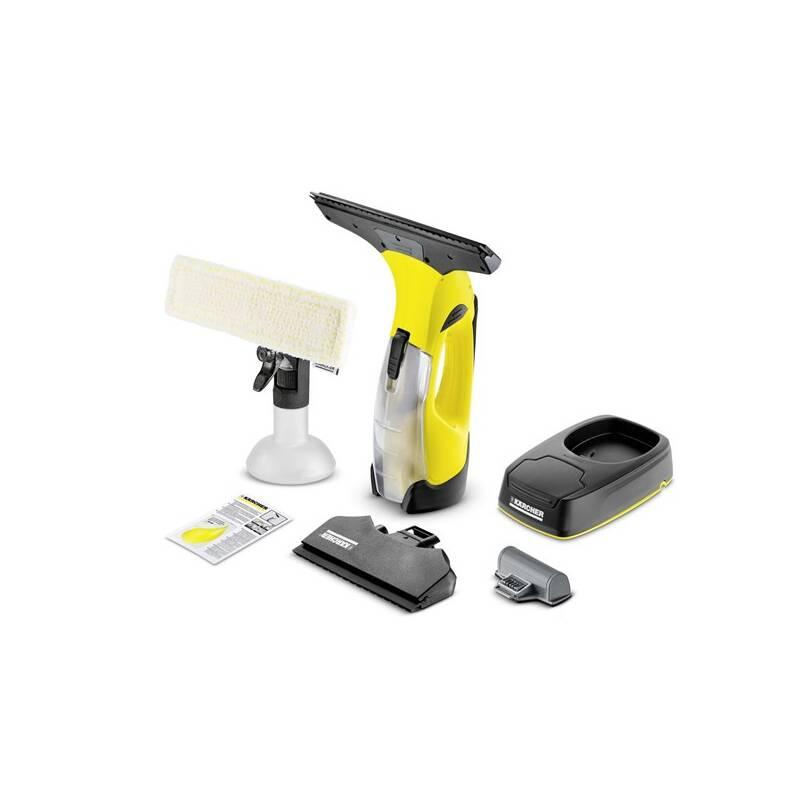 Čistič okien Kärcher WV 5 Premium Non Stop Cleaning Kit (1.633-447) žltý