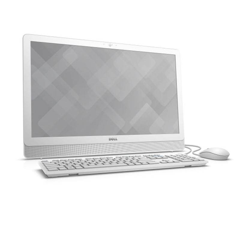 PC all in-one Dell Inspiron One 24 3000 (3464) (A-3464-N2-311W) biely + Doprava zadarmo
