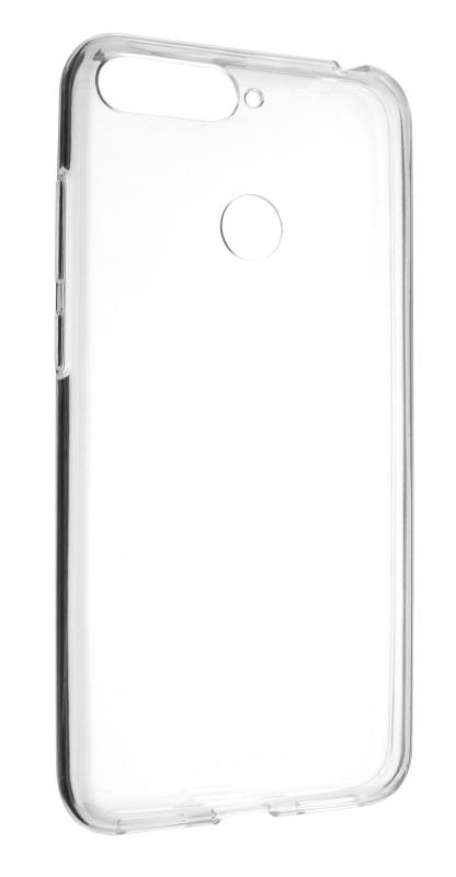 Kryt na mobil FIXED pro Huawei Y6 Prime (2018) (FIXTCC-294) průhledný