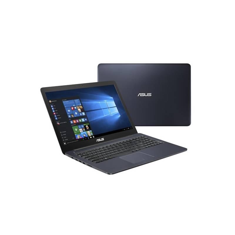 Notebook Asus R517SA-XO211T (R517SA-XO211T) modrý + Doprava zadarmo