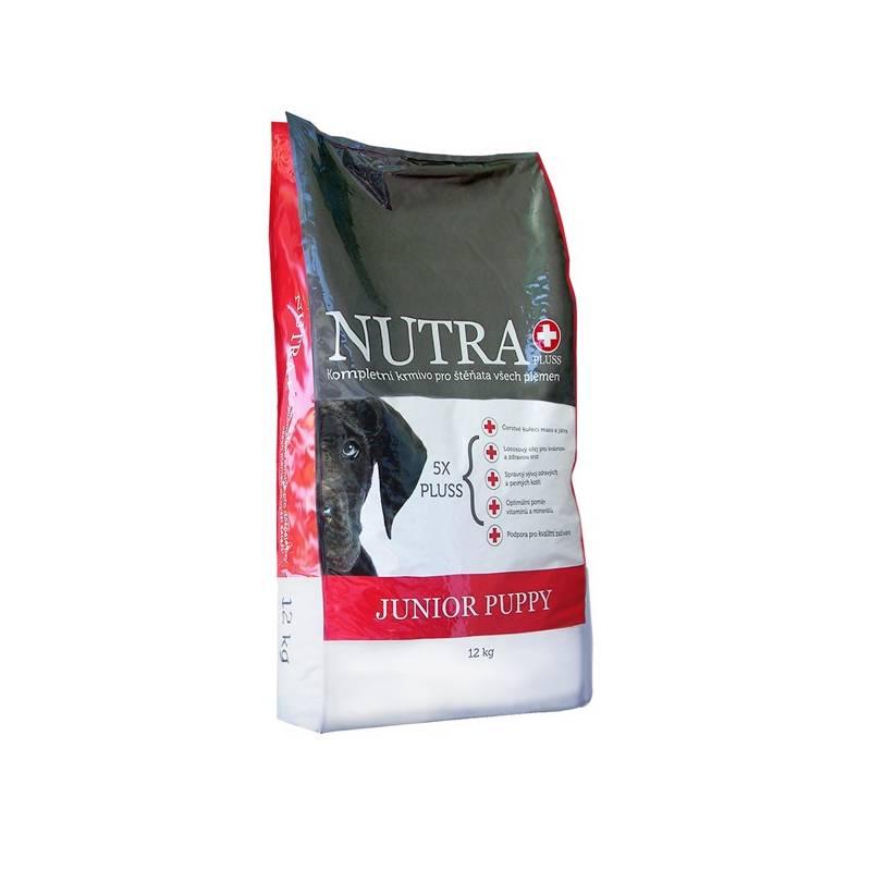 Granule Nutra Plus JUNIOR PUPPY 12 kg