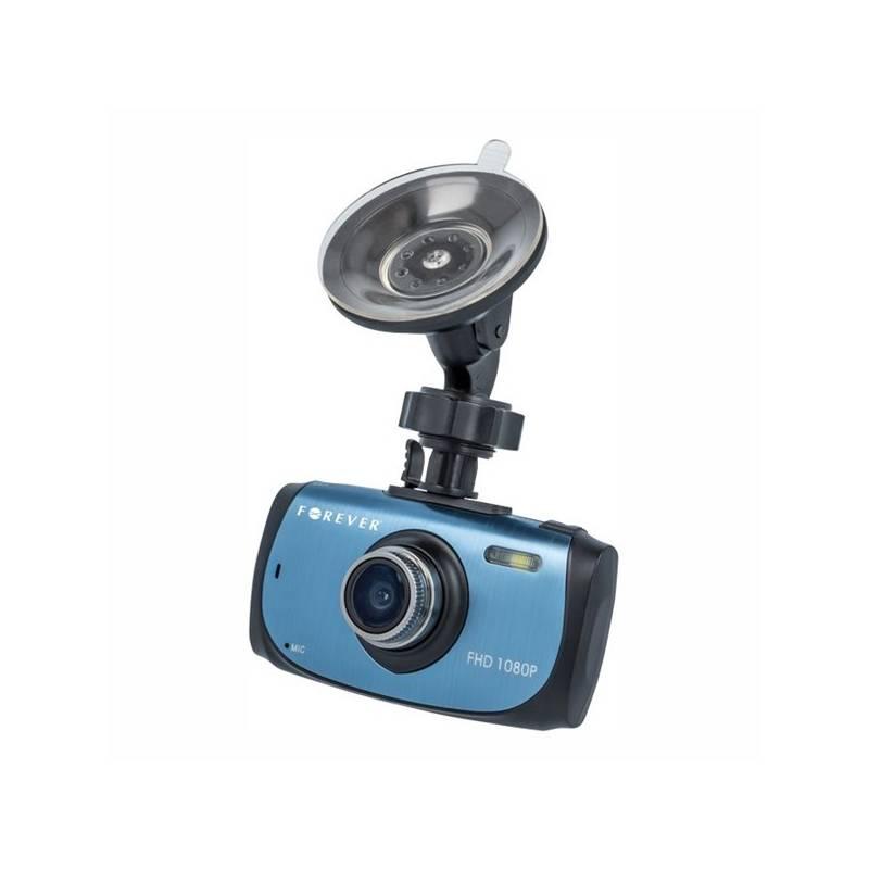 Autokamera Forever VR-320 (5900495453129) čierna/modrá