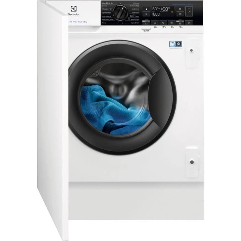 7cde437ca Automatická práčka so sušičkou Electrolux EW7W368SI biela + Doprava zadarmo