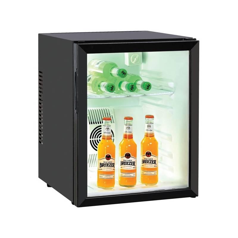 Chladiaca vitrína Guzzanti GZ 48GB čierna