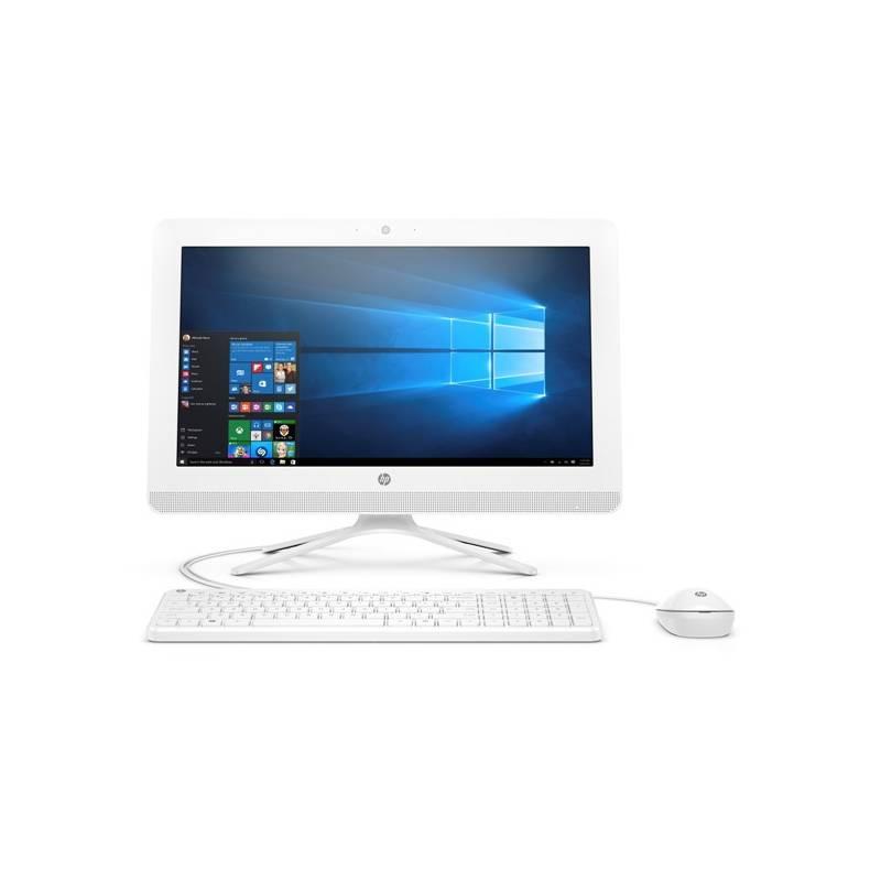 PC all in-one HP 22-b031nc AiO 22' (Y0Y63EA#BCM) biely Software F-Secure SAFE 6 měsíců pro 3 zařízení (zdarma)Monitorovací software Pinya Guard - licence na 6 měsíců (zdarma) + Doprava zadarmo