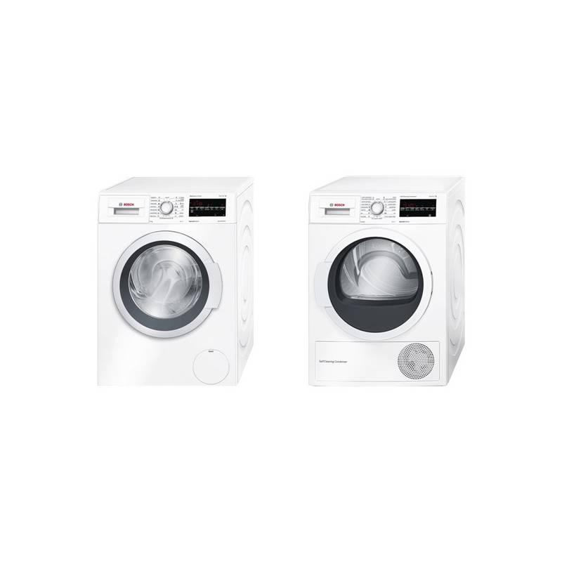 Set výrobkov Bosch WAT28467CS + WTW87467CS + Doprava zadarmo