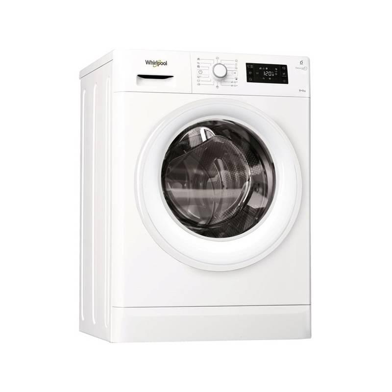 Pračka se sušičkou Whirlpool FWDG86148W EU bílá