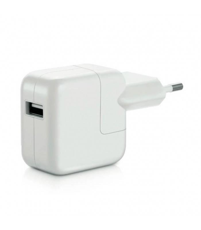 Nabíjačka do siete OEM pro iPhone, iPad, výkon 2,1A/10W, cestovní (BA2500008322541) biela
