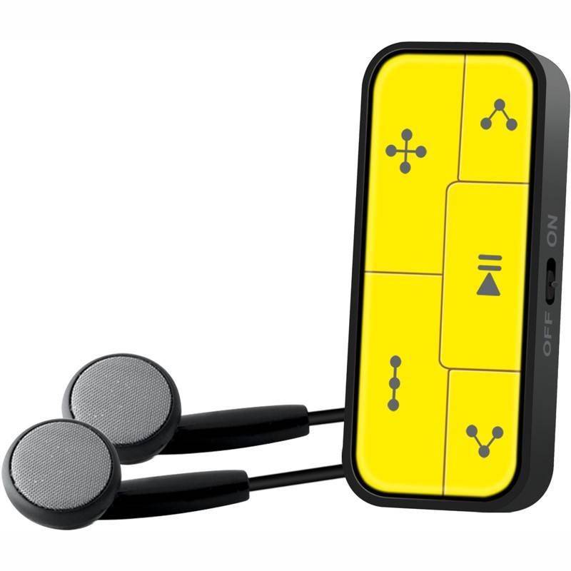 MP3 prehrávač Sencor SFP 2608 žltý