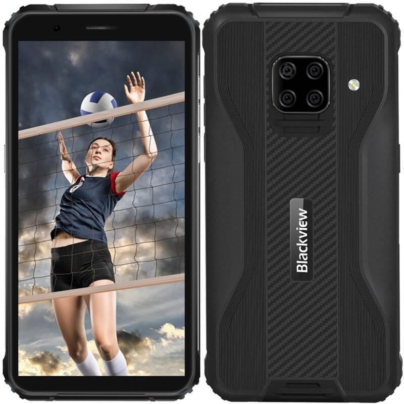 Mobilný telefón iGET Blackview GBV5100 (84002459) čierny