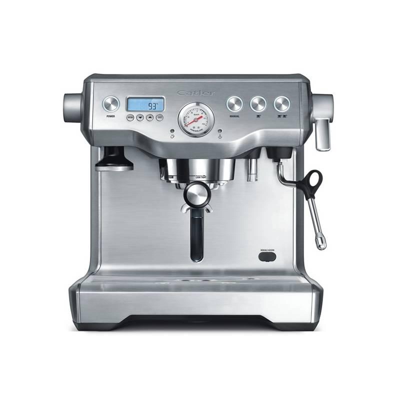 Espresso Catler ES 9010 nerez + dodatočná zľava 10 % + Doprava zadarmo