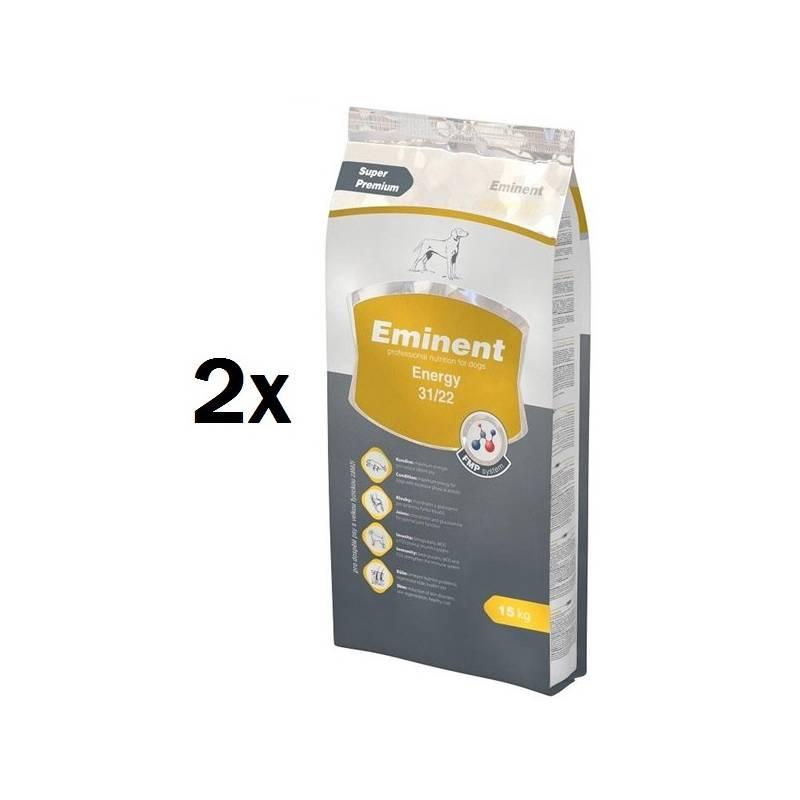 Granule Eminent Energy 2 x 15 kg + 2 kg ZDARMA