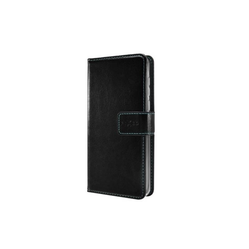 Puzdro na mobil flipové FIXED Opus pro Lenovo Vibe C2 (FIXOP-139-BK) čierne